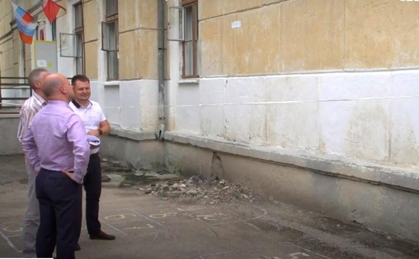 ForPost - Новости : Школьники севастопольского села не знают, где будут учиться