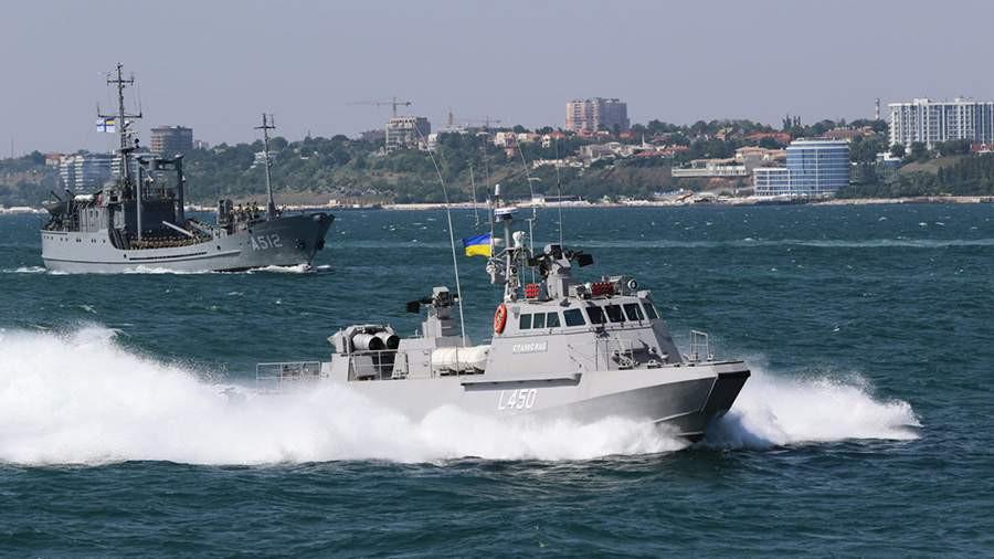 ForPost - Новости : В Киеве заявили об отказе британцев оснастить украинские катера