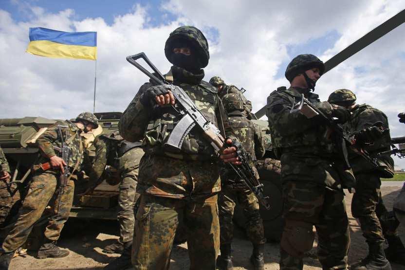 В Донбассе при попытке устроить провокацию подорвалась группа диверсантов