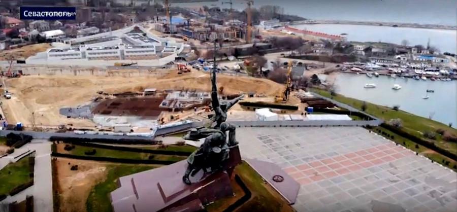 ForPost - Новости : Культурный кластер в Севастополе защитит мыс Хрустальный от коммерческой застройки?
