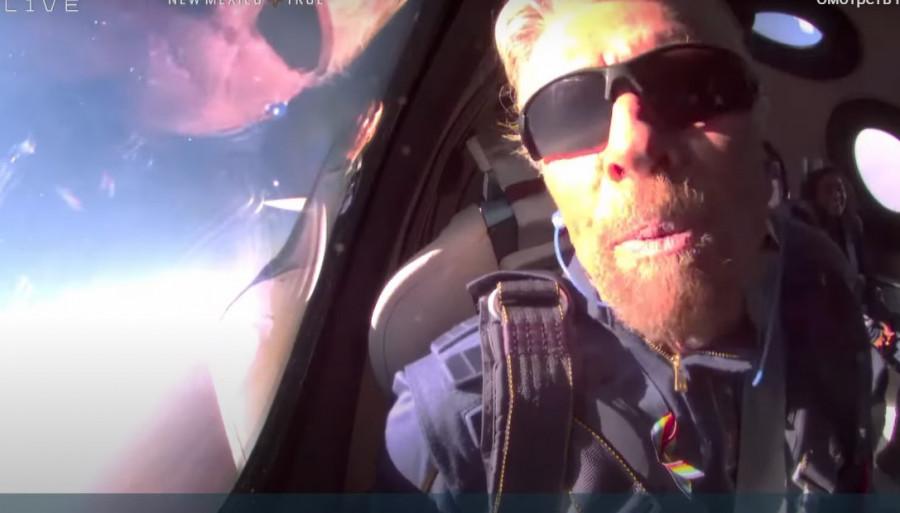 ForPost - Новости : «Теперь представляю ощущения прабабушки»: миллиардер слетал в космос на своём корабле. Видео