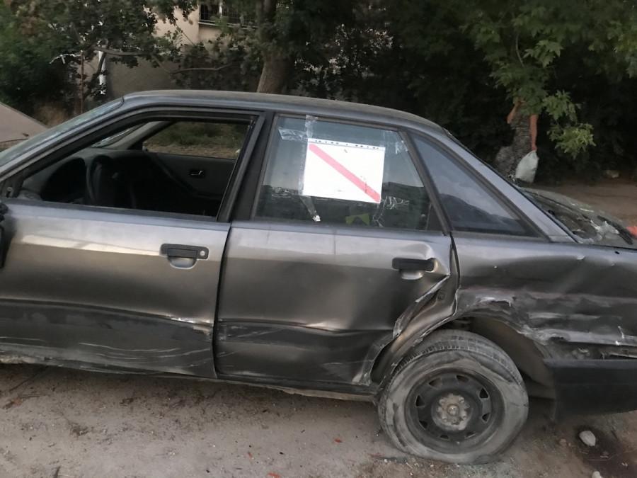 ForPost - Новости : Брошенные машины в Севастополе исчезают между ведомствами