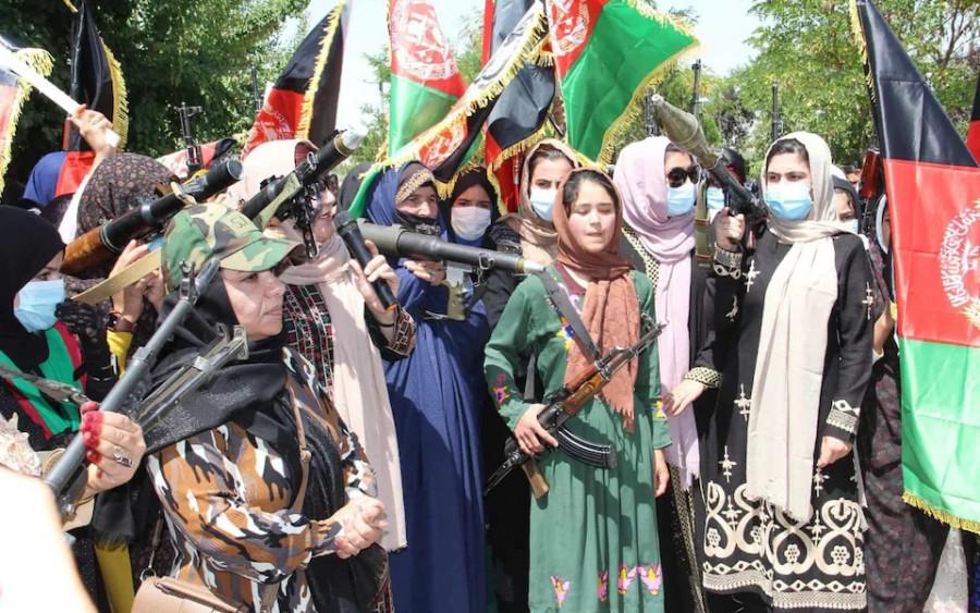 «Талибан»* устраивает ад для женщин в Афганистане