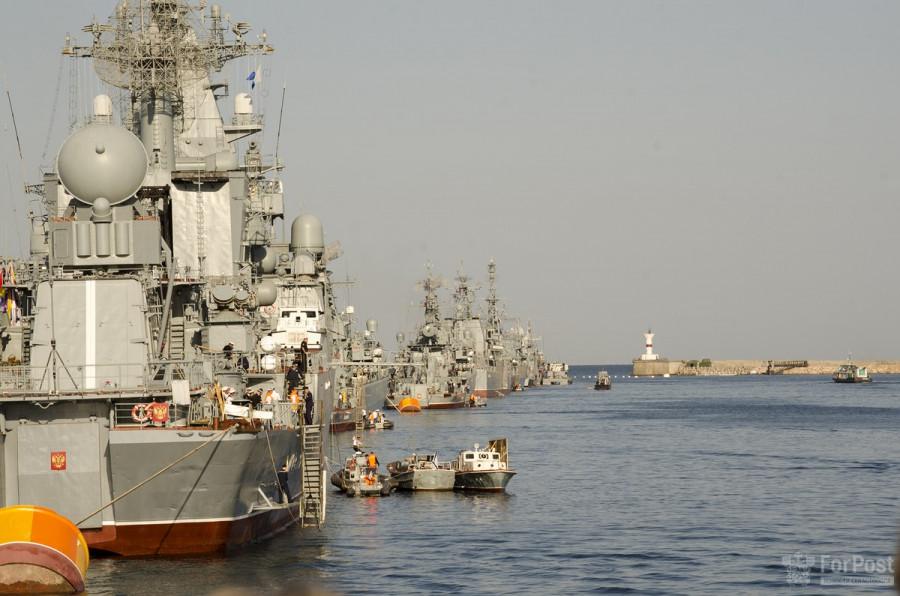 ForPost - Новости : Коронавирус может отменить празднование Дня флота в Севастополе