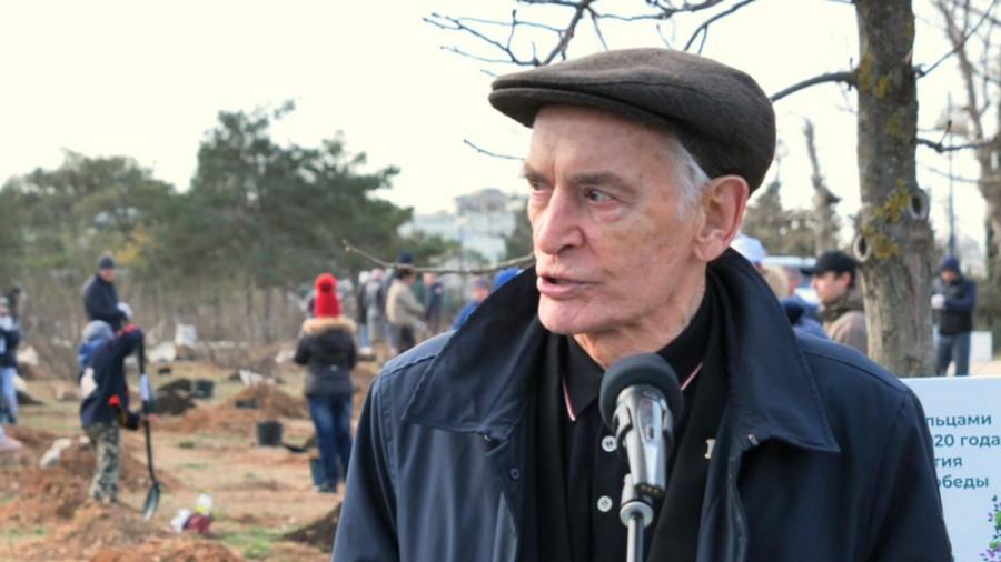 ForPost - Новости : В Севастополе увековечат память Василия Ланового