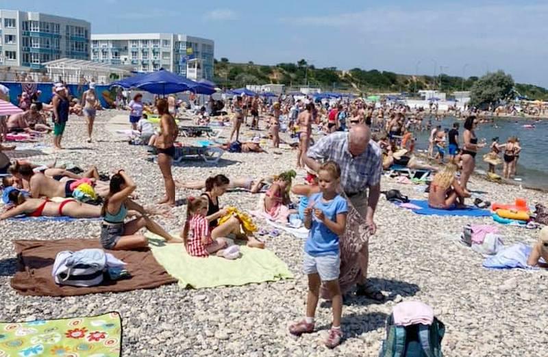 ForPost - Новости : Названы слабые места курортных городов Крыма
