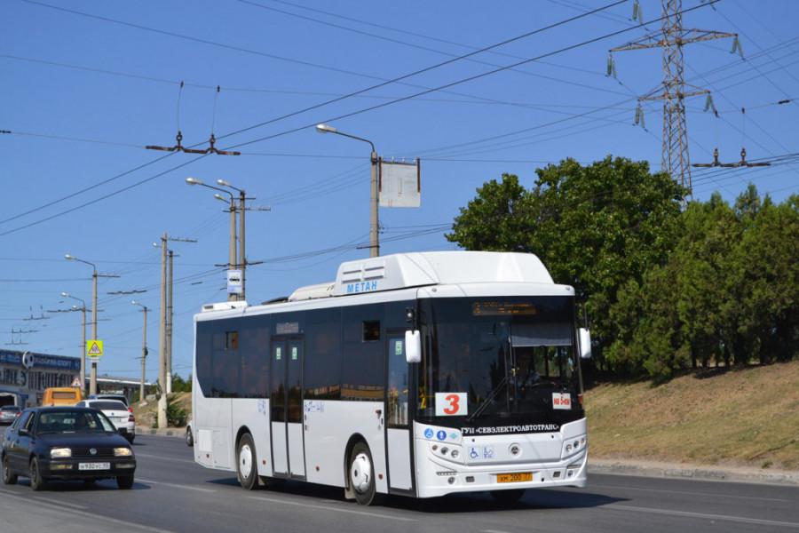 ForPost - Новости : Гнев севастопольцев вызвал еще один автобусный маршрут