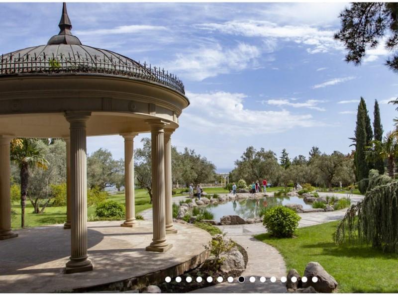ForPost - Новости : Блогера поразила стоимость посещения одного крымского парка