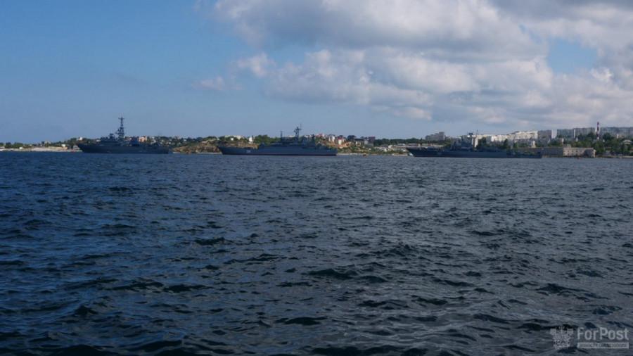ForPost - Новости : Рейд Севастопольской бухты перекроют на два часа