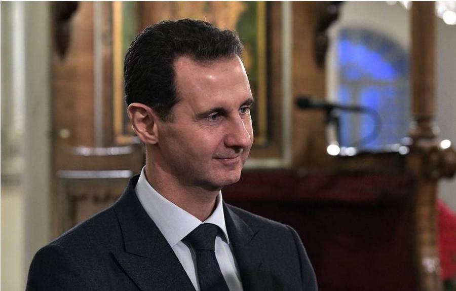 ForPost - Новости : Асад принес присягу в качестве президента Сирии на четвертый семилетний срок