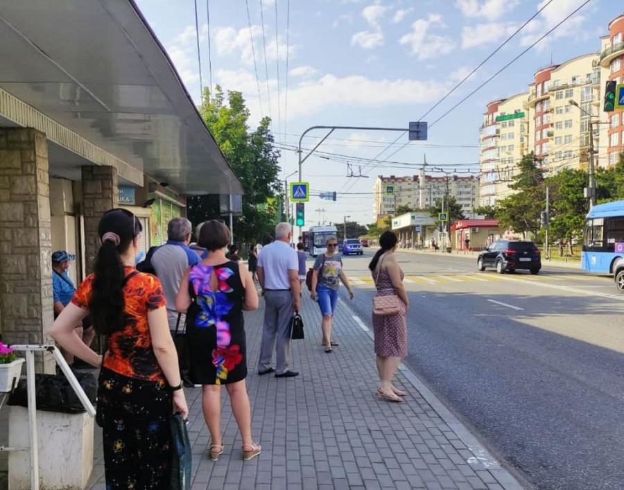 ForPost - Новости : Тестируем севастопольский транспорт-2. Собственный опыт и мнение севастопольцев