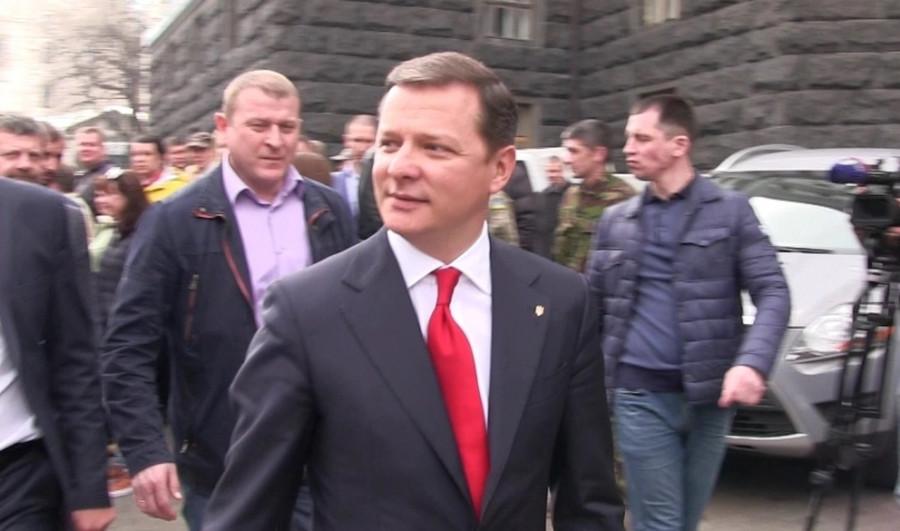 Ляшко предложил Авакову стать лидером нового майдана на Украине
