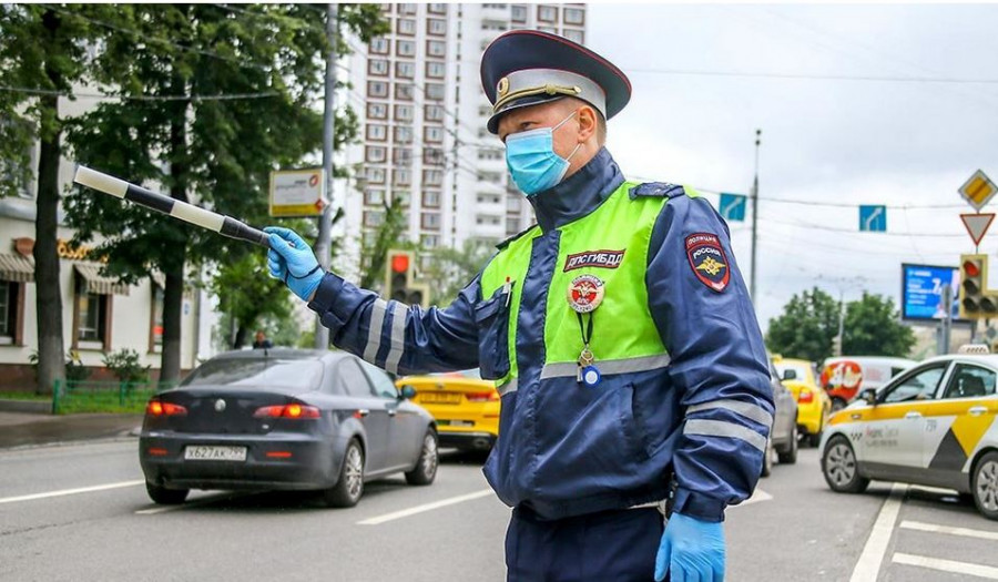 ForPost - Новости : Выявлять нетрезвых водителей будут новые приборы