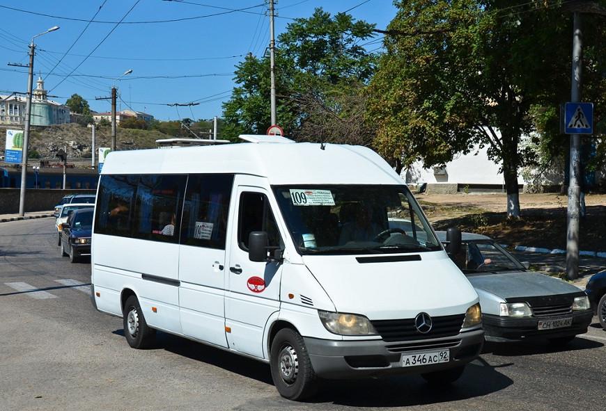 ForPost - Новости : Транспортные странности продолжаются в Севастополе