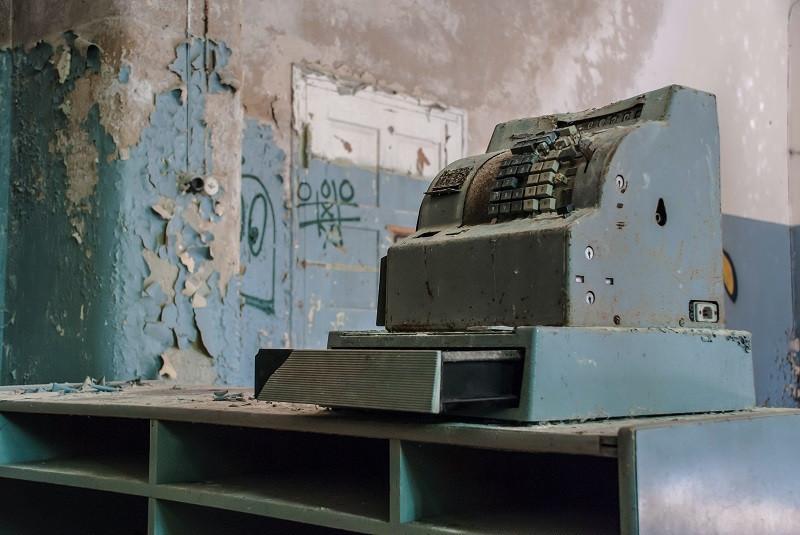 ForPost - Новости : Крымский подросток похитил из магазина дорогую кассу