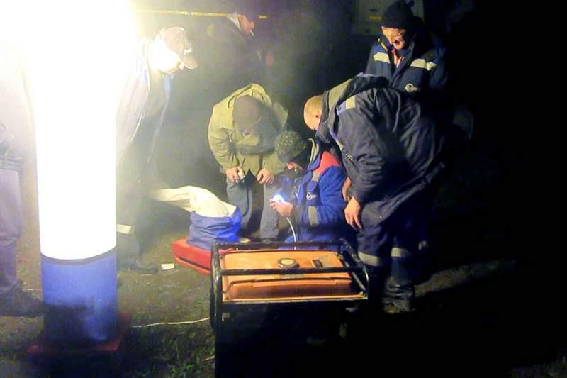 ForPost - Новости : Отдыхающие и жара вызвали перебои со светом и водой в Крыму