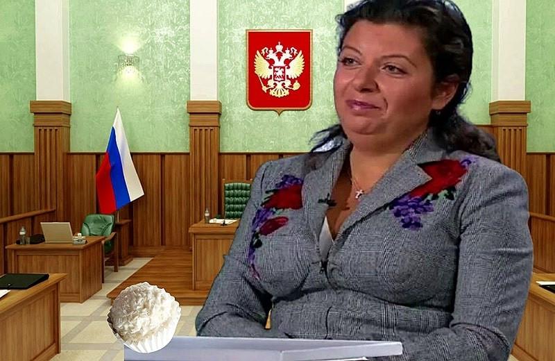 ForPost - Новости : Преступление и наказание: Маргарита Симоньян предложила «что-то делать» с УК РФ