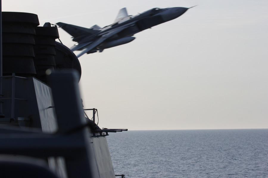 Украина обсуждает с Грузией, Молдавией и НАТО противодействие России в Черном море