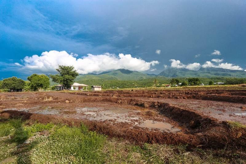 ForPost - Новости : Крымское село третью неделю живет без воды после паводка