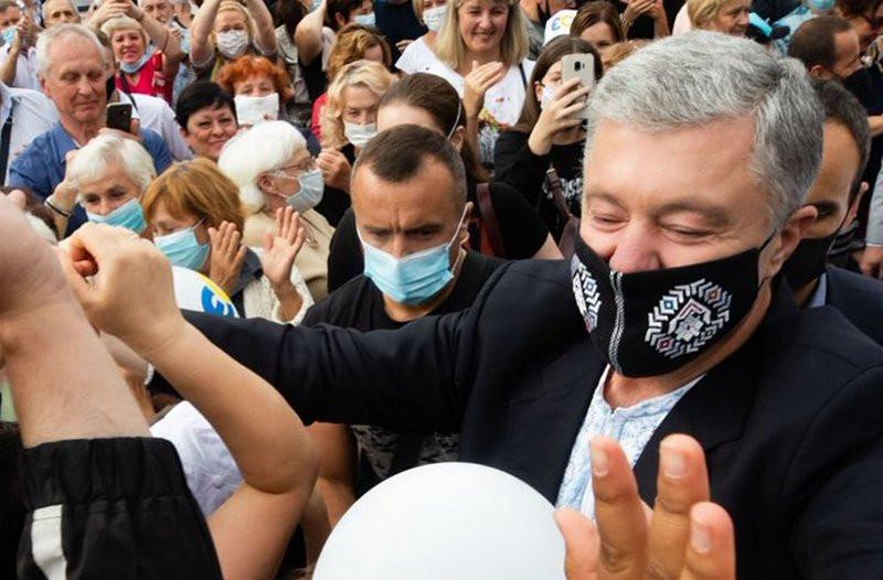 ForPost - Новости : Порошенко пообещал через год отпраздновать Курбан-байрам в Крыму
