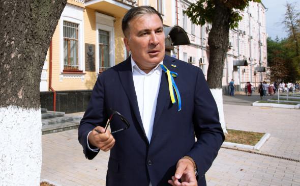 ForPost - Новости : Саакашвили рассказал о стратегии экс-главы ЦРУ по захвату Донецка