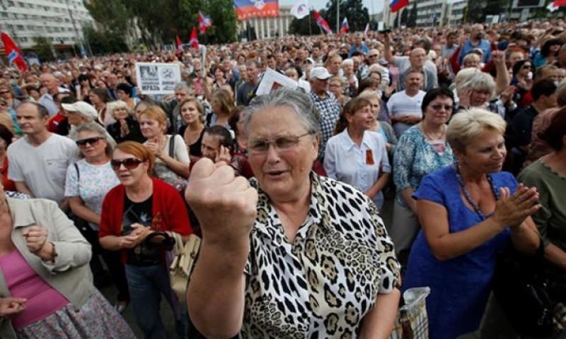 ForPost - Новости : «Сами виноваты»: Зюганов обвинил россиян в повышении пенсионного возраста