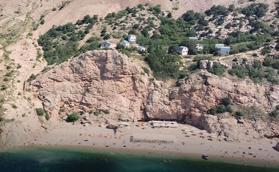 ForPost - Новости : На Фиоленте в Севастополе опасно из-за обвалов берегов, – Севприроднадзор
