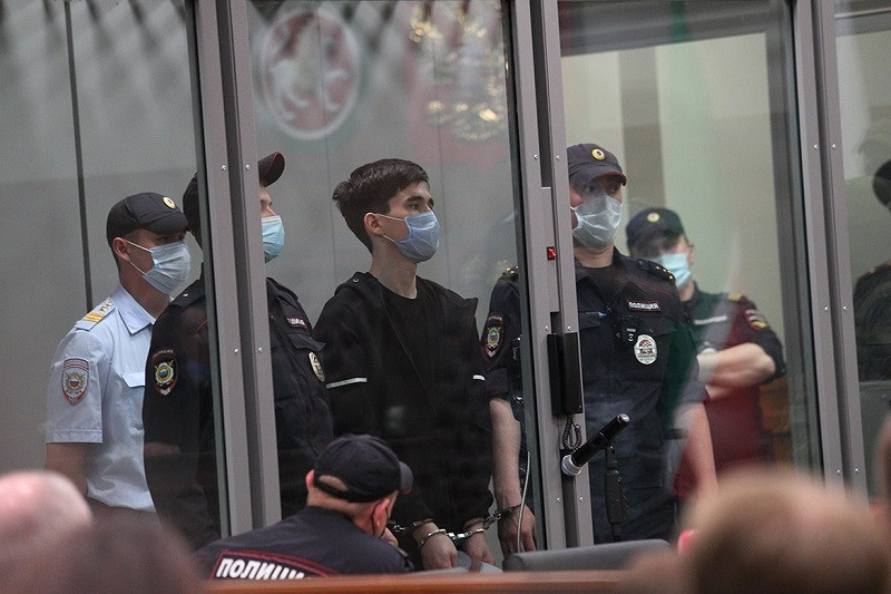 ForPost - Новости : Психиатры оценили состояние казанского стрелка