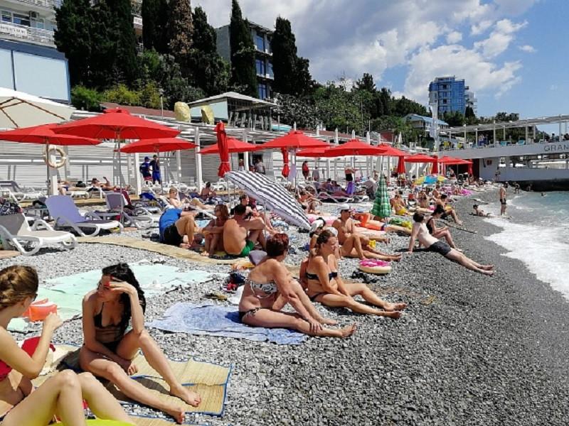 ForPost - Новости : В Крыму оценили угрозу закрытия турсезона