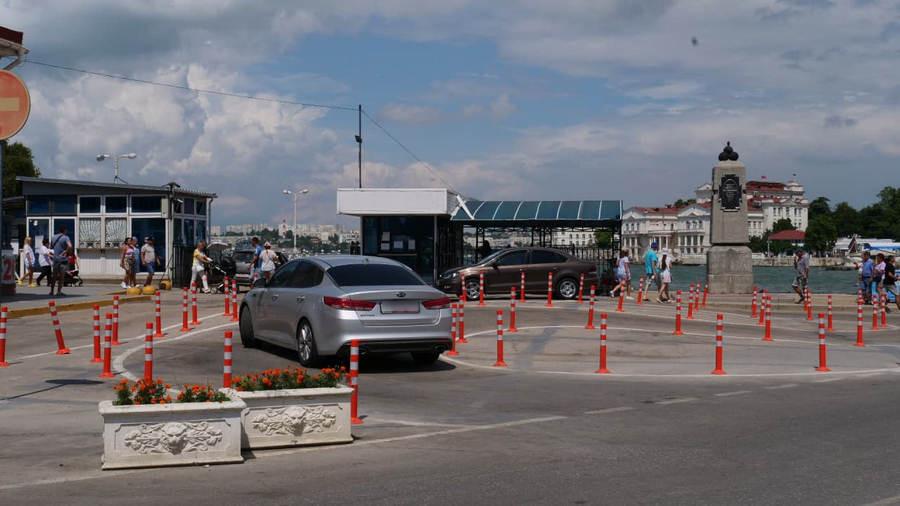 ForPost - Новости : «Змейка» душит центр Севастополя