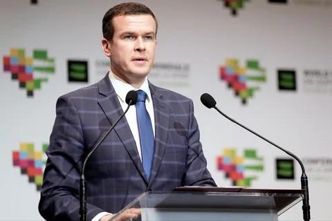 ForPost - Новости : Глава WADA остался недоволен тем, что России разрешили использовать цвета флага на форме