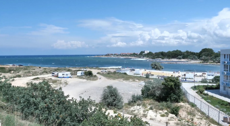 ForPost - Новости : Прощай, любимый берег. Офшорная компания застраивает дикие пляжи Севастополя