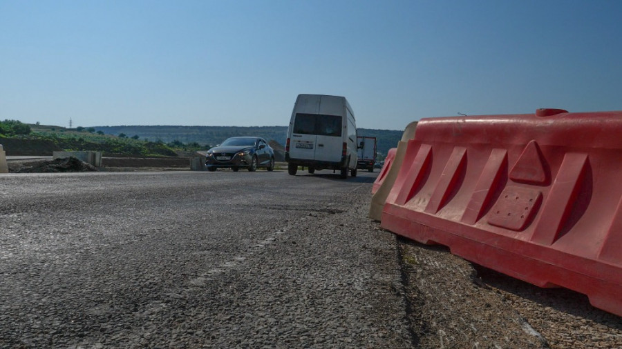 ForPost - Новости : Власти Севастополя отложили сроки полного перекрытия Ялтинского кольца