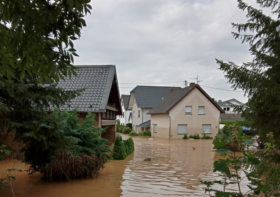 ForPost - Новости : «Власти спихивают вину»: в Германии испугались нового наводнения и рассказали, что происходит сейчас