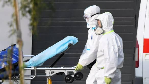 ForPost - Новости : Суточная смертность от коронавируса в России повторила рекорд