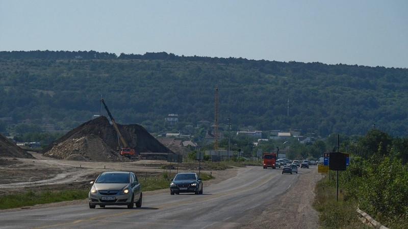 ForPost - Новости : Въезд в Севастополь со стороны Симферополя закроют на год