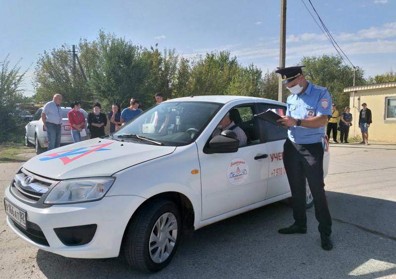 ForPost - Новости : В Севастополе ждать экзамена в ГИБДД приходится месяцами