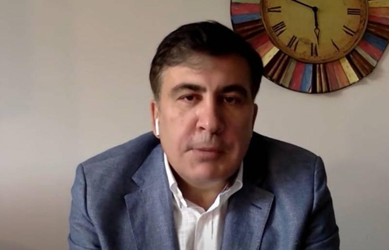 ForPost - Новости : Саакашвили: Есть два сценария вторжения России на Украину