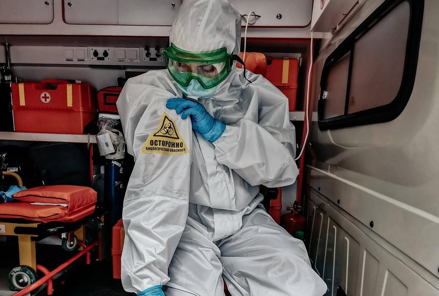 ForPost - Новости : Коронавирус каждый день ставит новый антирекорд в Севастополе