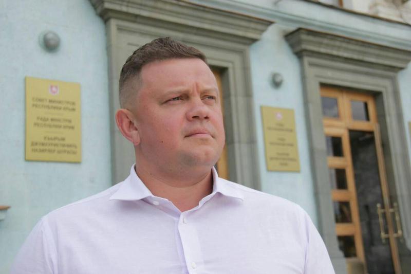 ForPost - Новости : В Крыму нашли замену снятому с выборов Кабанову