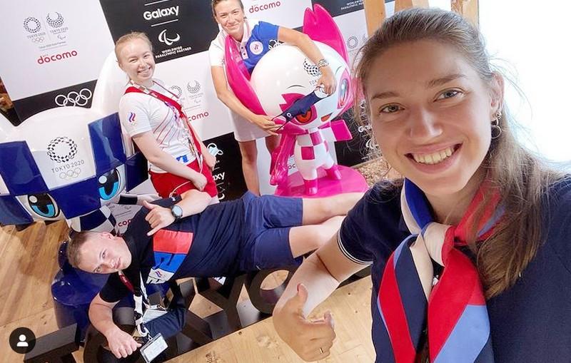ForPost - Новости : Стрелок из Крыма выиграла две медали для России в Токио