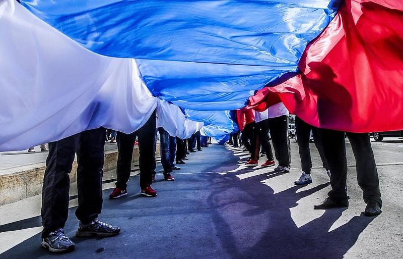 ForPost - Новости : В России началось глобальное объединение регионов