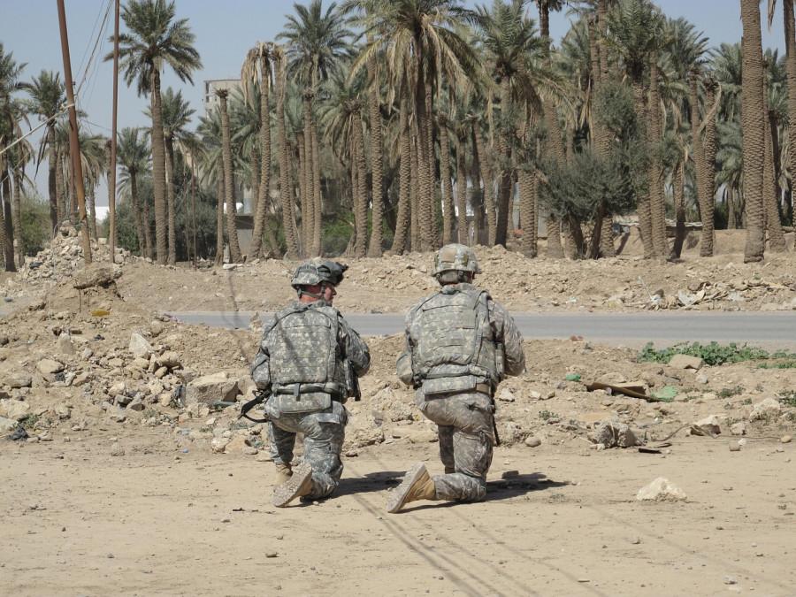 Пункт назначения: следующим полыхнёт Ирак?