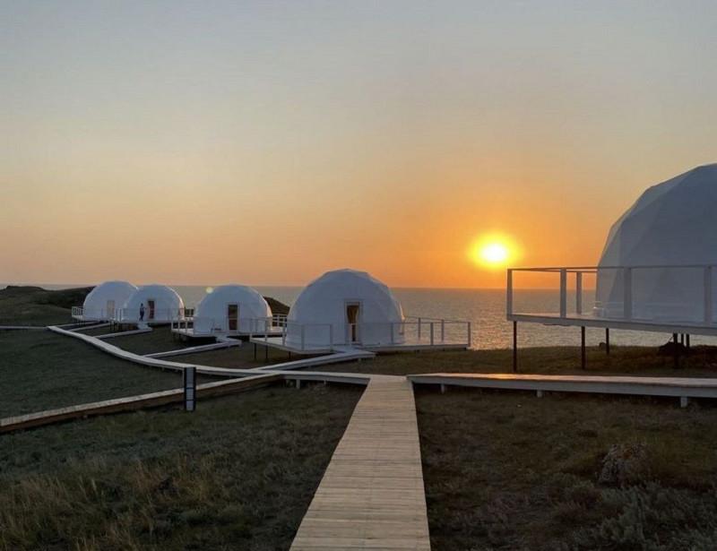 ForPost - Новости : Крымский заповедник предлагает отдых по цене виллы на Мальдивах