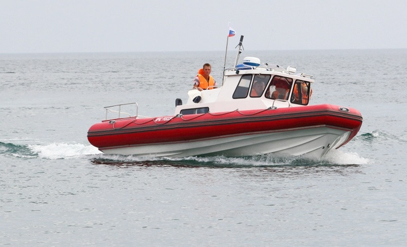 ForPost - Новости : Унесённые ветром: туристов на матраце нашли в километре от берега Крыма