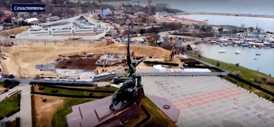 ForPost - Новости : Плюс «визитка», минус академия: культурный кластер в Севастополе трансформируется