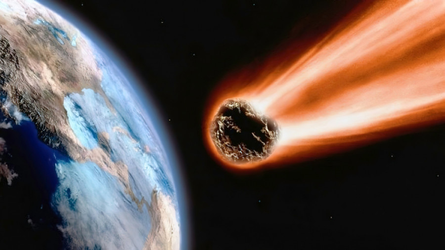 ForPost - Новости : Учёные готовятся к столкновению с астероидом, хотя вероятность мала