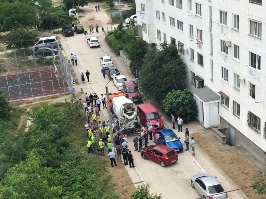 ForPost - Новости : Губернатор Севастополя: «Стройка на Кокчетавской закон не нарушает»