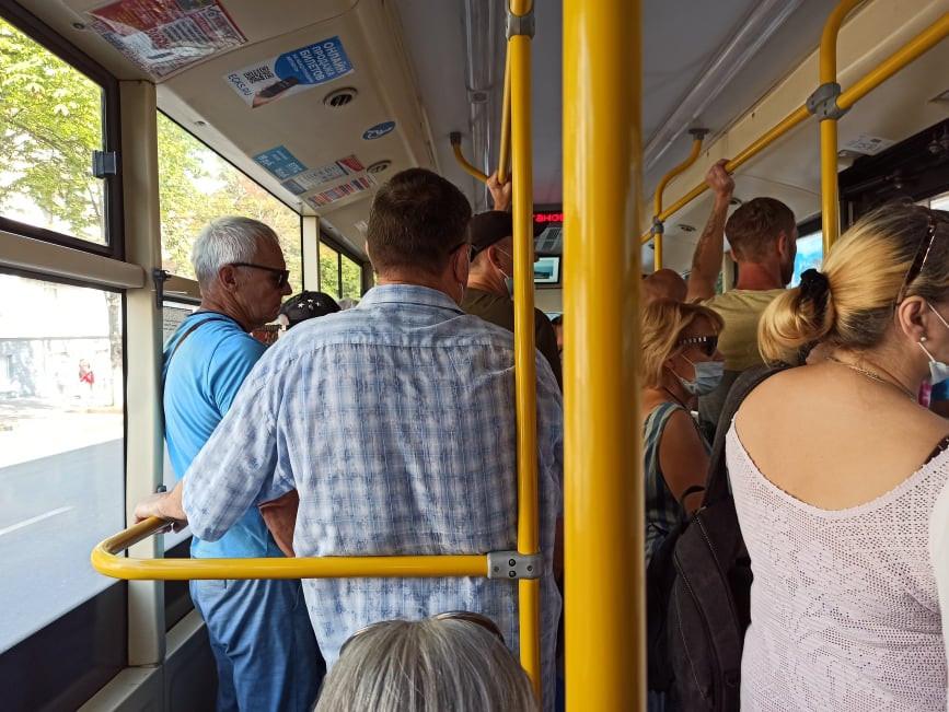 ForPost - Новости : В Севастополе продолжают расхлебывать последствия транспортной оптимизации