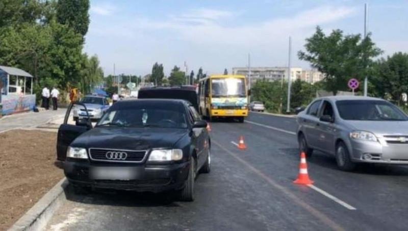 ForPost - Новости : На новой трассе погиб заместитель председателя Сакского горсовета